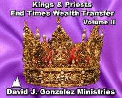 Kings and Priests - End Time Wealth Transfer CD Set(s)