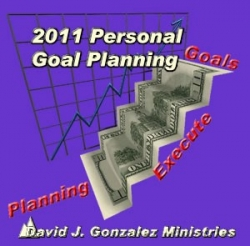 2011 Personal Goal Planning