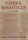Codex Sinaiticus: The Story of the World's Oldest Bible