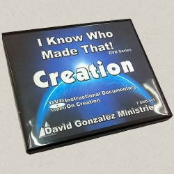 Creation Series - I Know Who Made That!