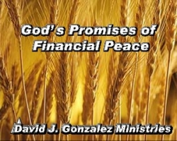 God's Promises of Financial Peace