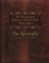 The Apocrypha: Includes the Books of Enoch, Jasher, and Jubilees
