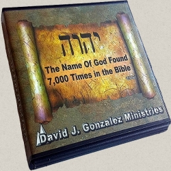 YHVH - Found 7,000 Times in The Bible