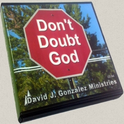 Don't Doubt God