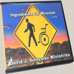 The Ingredients for Miracles