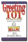 Greeting 101: Easy Steps to Greeting by Buddy Bell